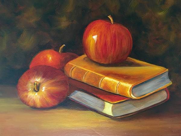 Painting - Fruitful Afternoon by Susan Dehlinger