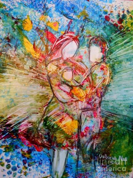 Painting - Fruitful by Deborah Nell