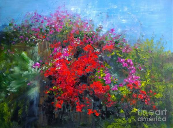 Painting - Fruition by Lori Pittenger