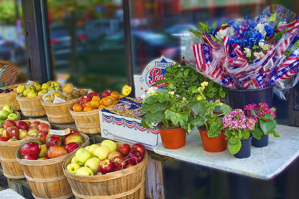 Photograph - Fruits And Flowers by Carlos Diaz