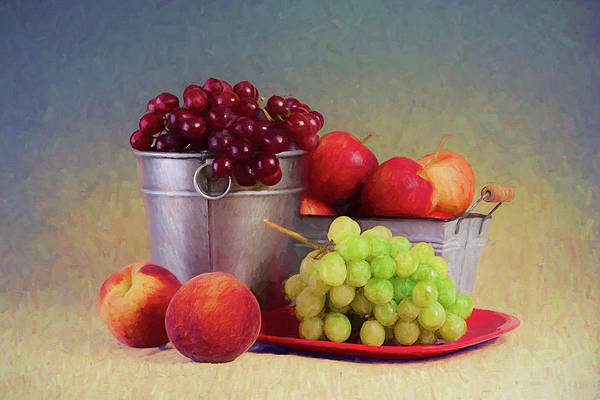 Wall Art - Photograph - Fruits On Centerstage by Tom Mc Nemar