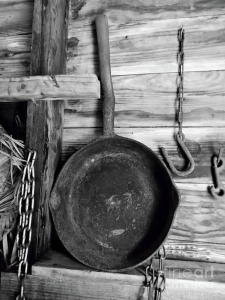 Photograph - Frying Pan by D Hackett