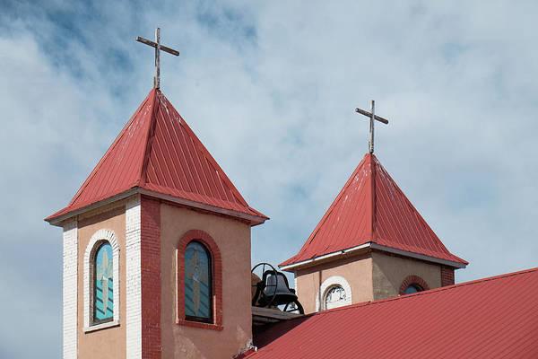 Photograph - Ft Garland Church - Color by John McArthur