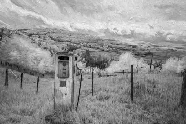 Digital Art - Fuel The Valley II by Jon Glaser