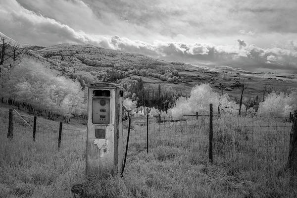 Pump Photograph - Fuel The Valley by Jon Glaser