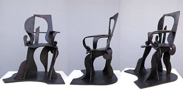 Sculpture - Fugue by John Gibbs