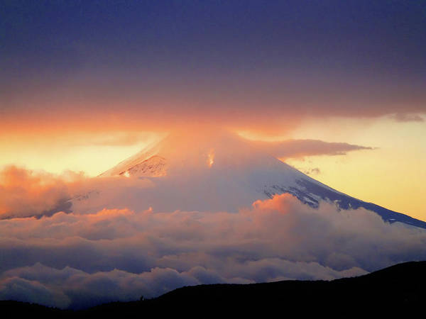 Photograph - Fuji Sam by Roberto Alamino