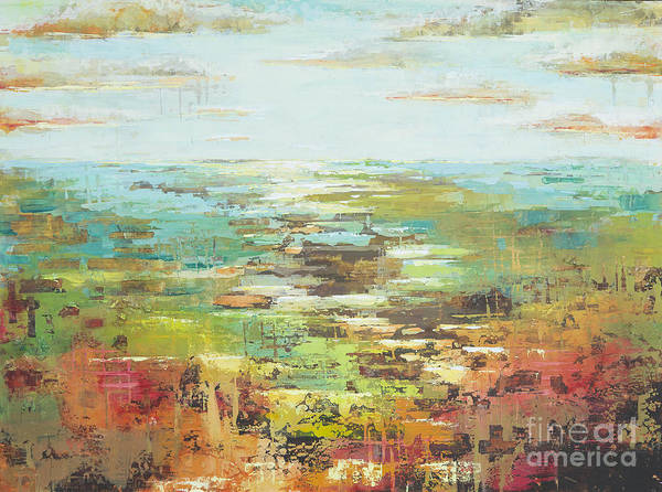 Painting - Full Fedged Sea by Kaata    Mrachek