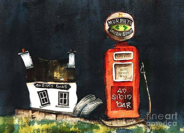 Painting - Full Marks  by Val Byrne