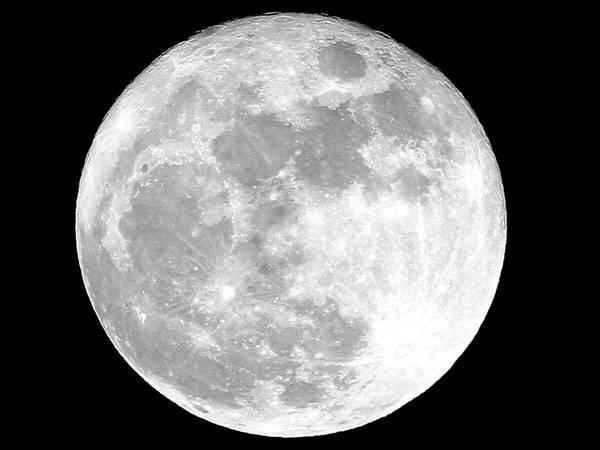 Photograph - Full Moon by Jackson Pearson
