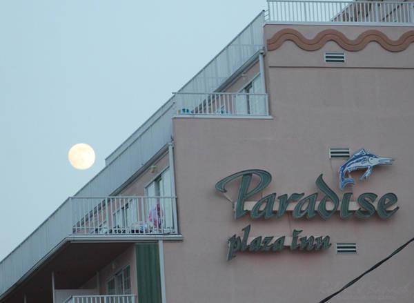 Photograph - Full Moon Rising Over Paradise by Robert Banach