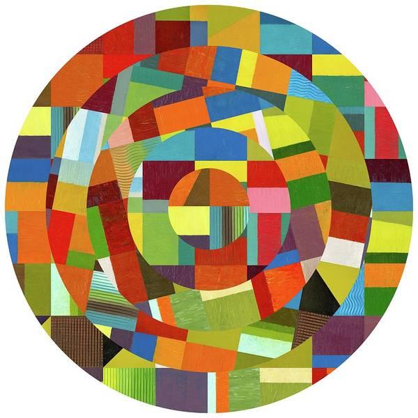 Painting - Full Tilt by Michelle Calkins