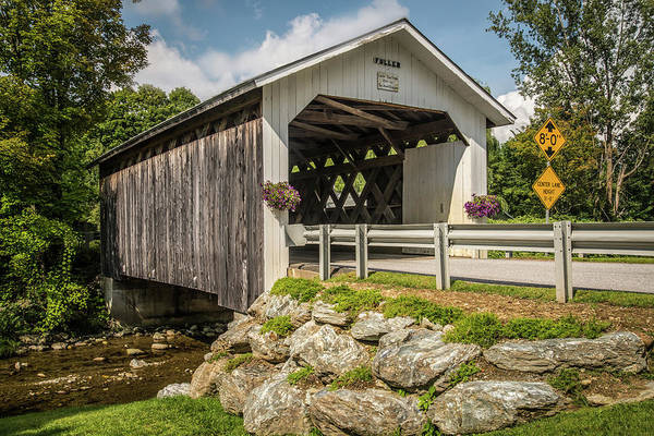Photograph - Fuller Bridge by Robert Mitchell