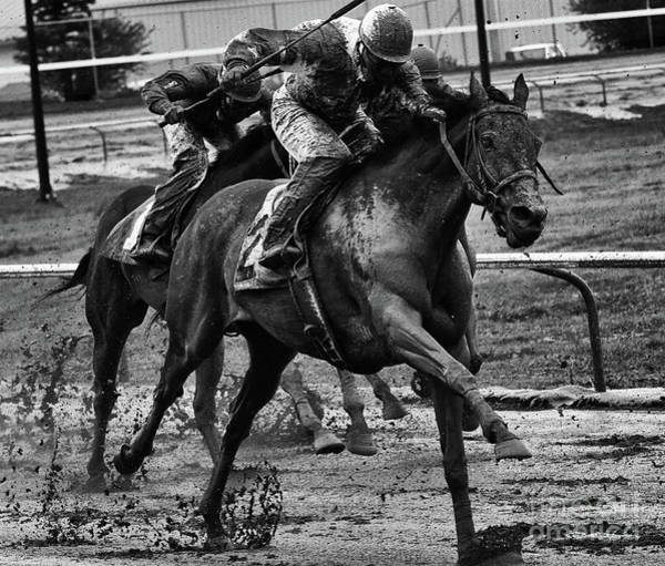 Wall Art - Photograph - Fun In The Mud 10 by Bob Christopher