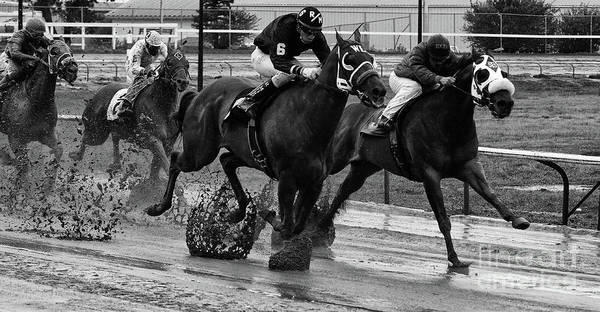 Lethbridge Photograph - Fun In The Mud 4 by Bob Christopher