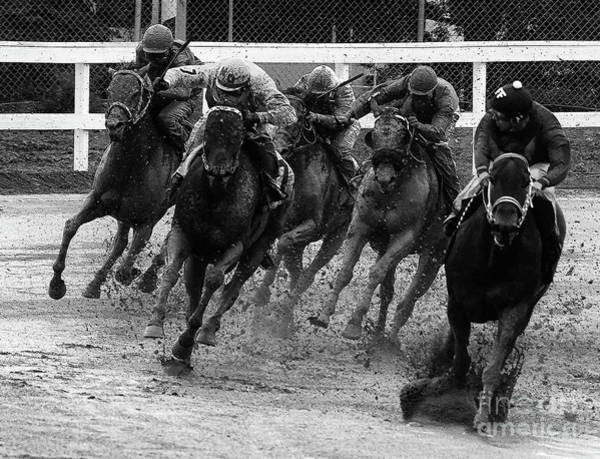 Lethbridge Photograph - Fun In The Mud 8 by Bob Christopher