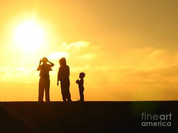 Outing Photograph - Fun In The Sun by Yali Shi