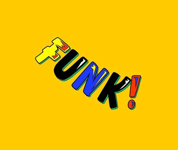 Wall Art - Digital Art - Funk by Andy Donald