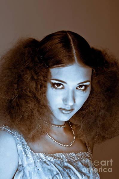 Photograph - Funky Dark Lolita by Silva Wischeropp