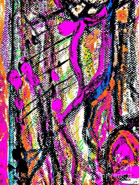 Painting - Funky Pop-5 by Katerina Stamatelos