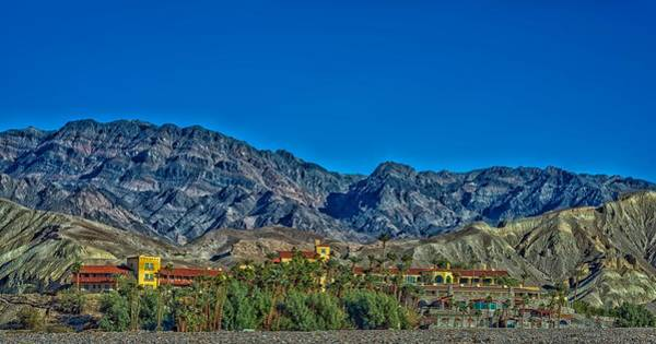 Furnace Creek Photograph - Furnace Creek Resort by Mountain Dreams