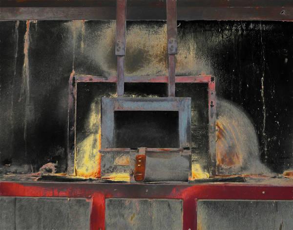 Photograph - Furnace by Matt Cegelis