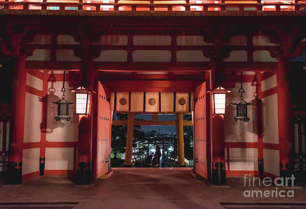 Photograph - Fushimi Inari Taisha, Kyoto Japan 2 by Perry Rodriguez