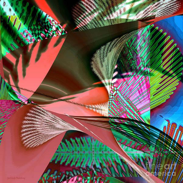 Digital Art - Fusion Of Colors by Gerlinde Keating - Galleria GK Keating Associates Inc