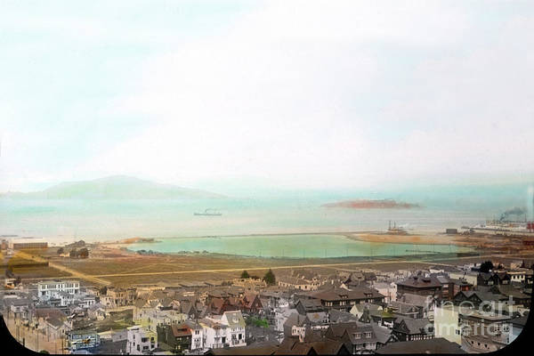 Photograph - Future Site Of The Panama-pacific International Exposition, S. F. 1913  by California Views Archives Mr Pat Hathaway Archives
