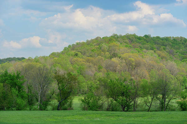 Photograph - Fx94a-6 Vinton County Spring by Ohio Stock Photography