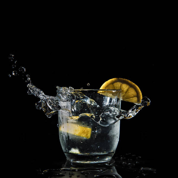 Tonic Photograph - G And T Anyone by Nigel Jones
