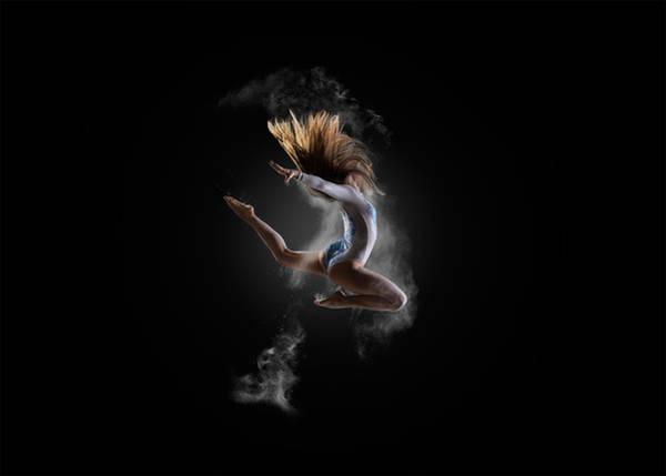 Dance Photograph - G I A D A D U S T by Marco Petracci