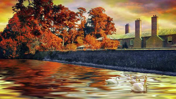 Wall Art - Photograph - English Autumn by Jessica Jenney