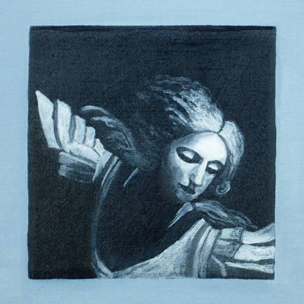 Painting - Gabriel by Deborah Brown Maher
