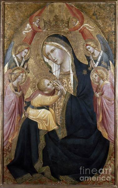 Wall Art - Photograph - Gaddi: Madonna by Granger