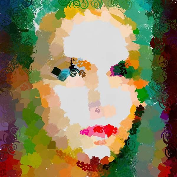 Digital Art - Gal Hotty Totty by Catherine Lott