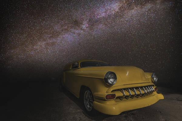 Photograph - Galaxy Traveler by Aaron J Groen