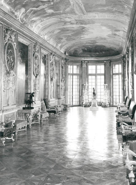 Charles Mansion Photograph - Galerie D'hercule by Charles Le Brun