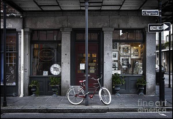 Photograph - Photo Gallery Bicycle II by Craig J Satterlee
