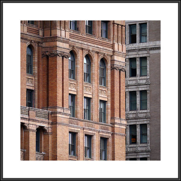 Photograph - Gallery Image - Architecture by Richard Reeve