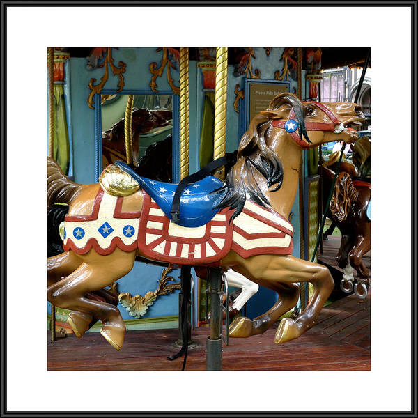 Photograph - Gallery Image - Fairground Attraction by Richard Reeve