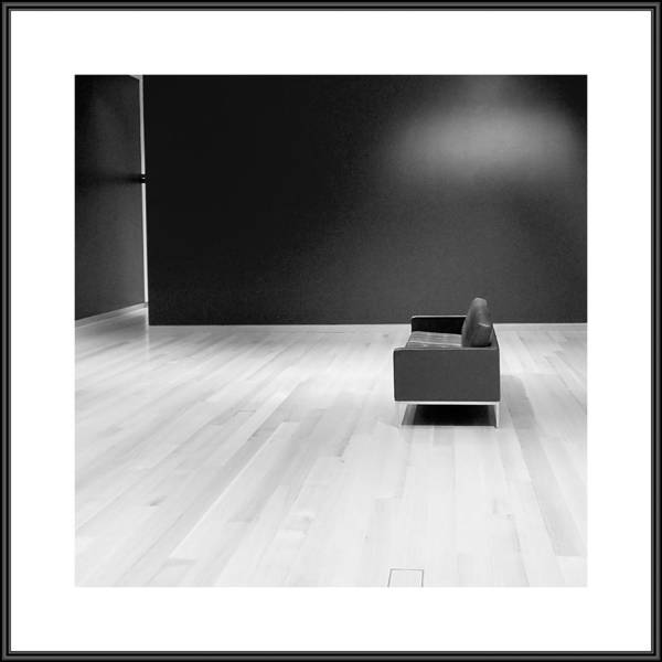 Photograph - Gallery Image - Monochrome by Richard Reeve