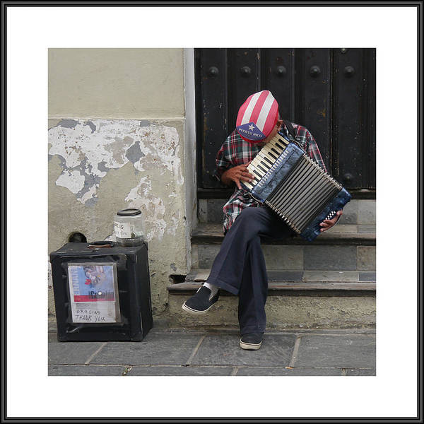 Photograph - Gallery Image - Puerto Rico by Richard Reeve