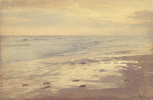 Photograph - Galveston Island Sunset Seascape Photo by Svetlana Novikova