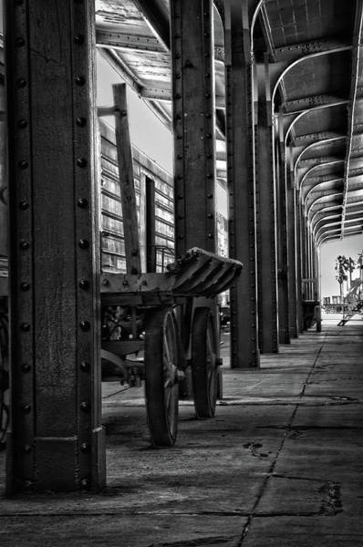 Photograph - Galveston Railroad Museum by James Woody