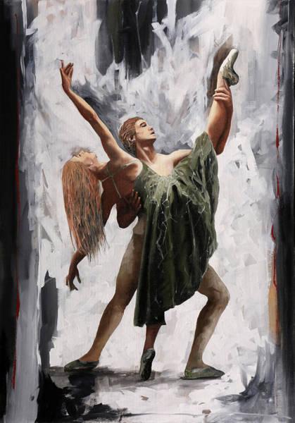 Wall Art - Painting - Gambe E Braccia by Guido Borelli