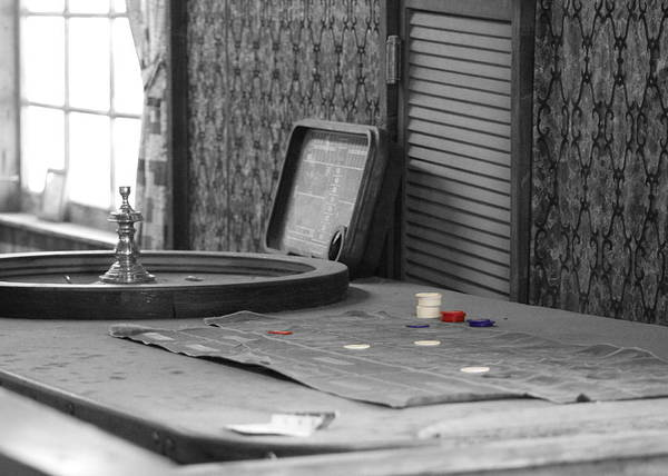 Photograph - Gambling In The Old West by Colleen Cornelius