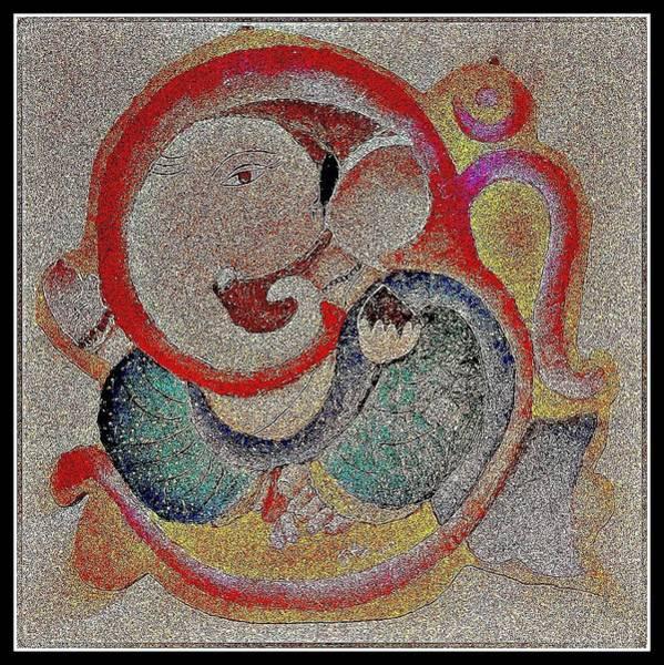 Ganesh Chaturthi Painting - Ganesha 3 by Jagjeet Kaur