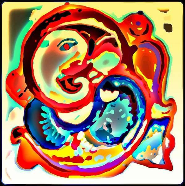 Ganesh Chaturthi Painting - Ganesha 4 by Jagjeet Kaur