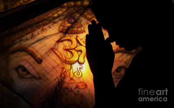 Divine Love Wall Art - Photograph - Ganesha Dreams by Tim Gainey